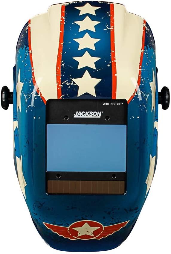 Jackson Safety Auto Darkening Welding Helmet (46101)