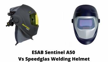 ESAB Sentinel A50 Vs Speedglas